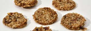 Biocru Cookies graines germées crues biologiques raw organic sprouted seeds cookies sésame fruits